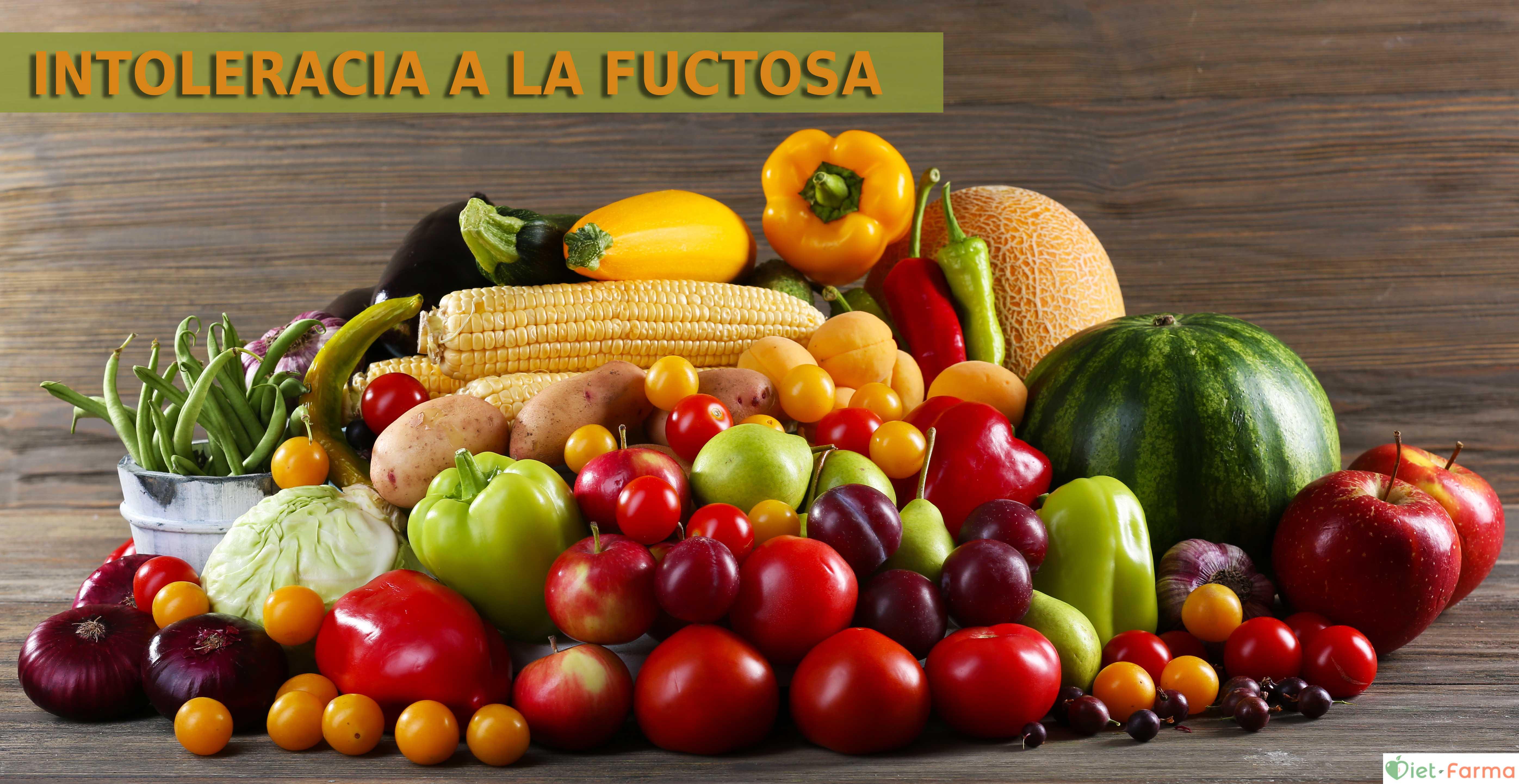 Dieta para la intolerancia a la fructosa