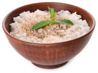 arroz con leche vegano