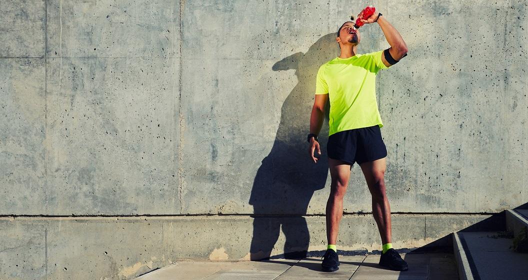bebidas deportivas en el ejercicio de resistencia
