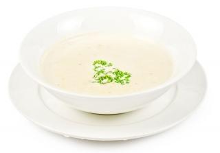 Crema de coliflor y patata