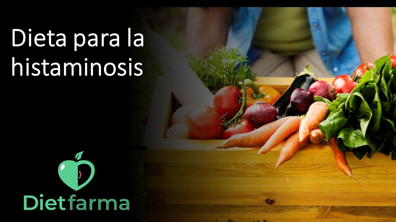 dieta para la histaminosis
