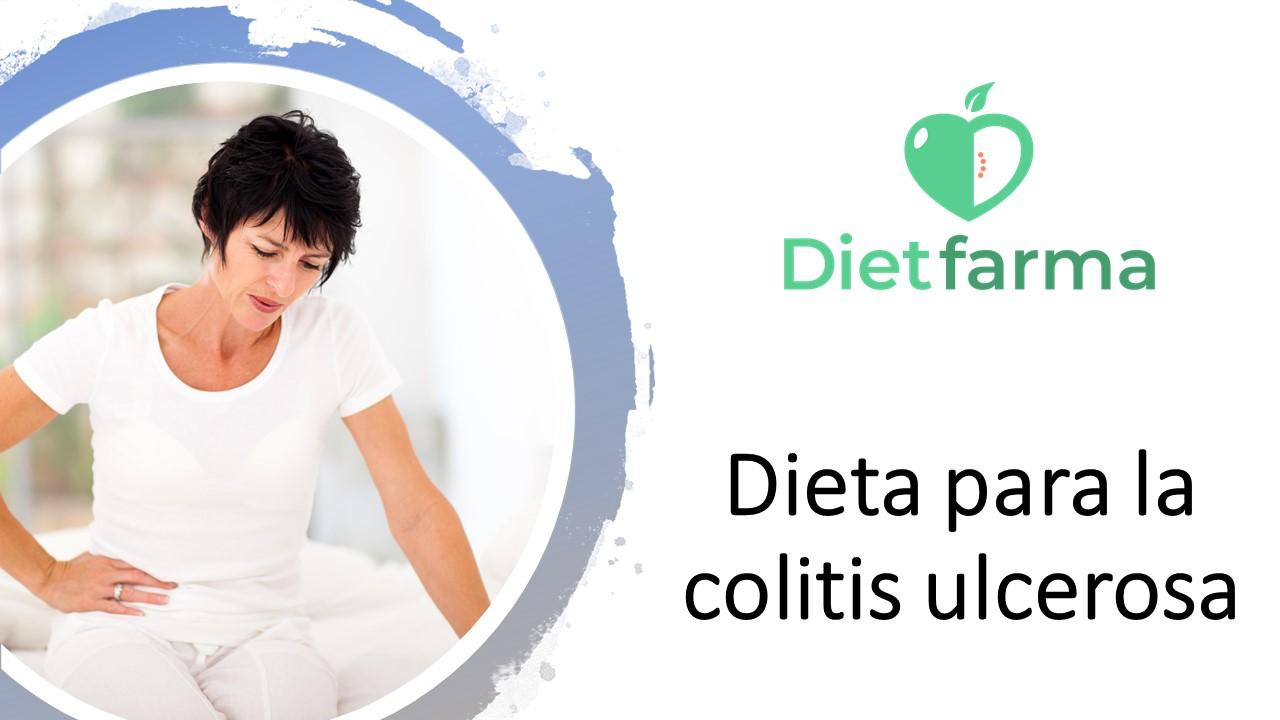 Dieta para la colitis ulcerosa
