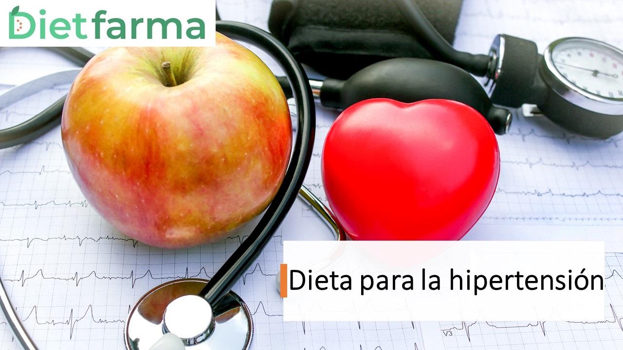 Dieta para la hipertensión