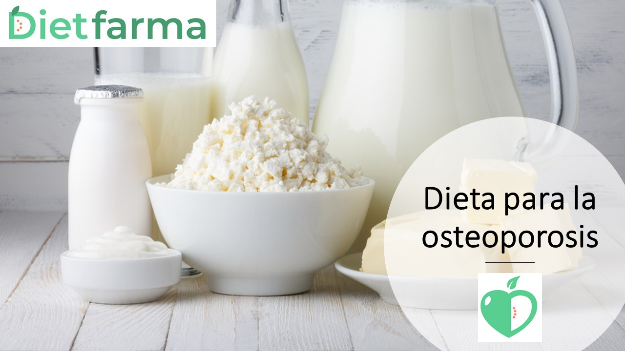 dieta para la osteoporosis