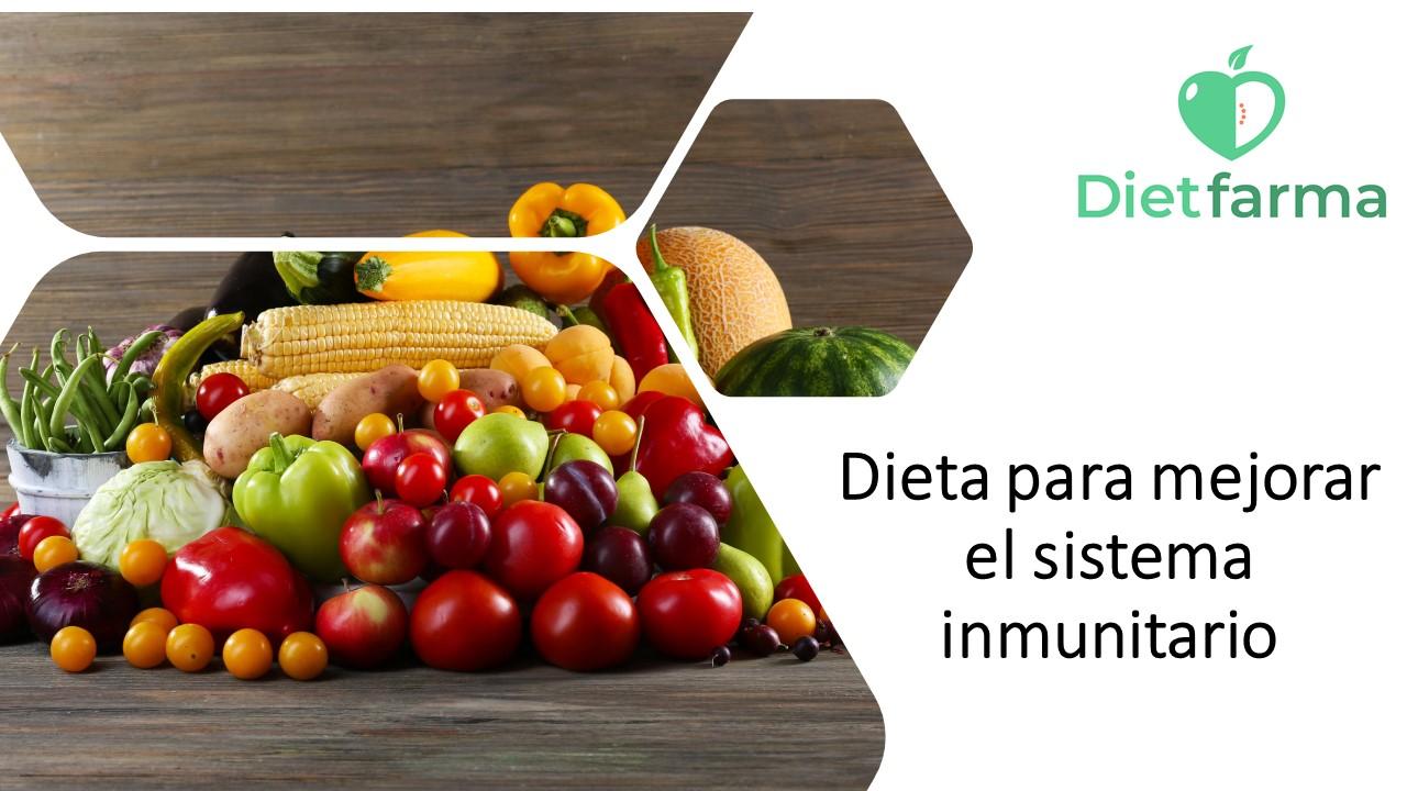 dieta para el sistema inmunitario
