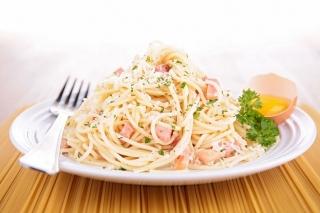 espaguetis carbonara original