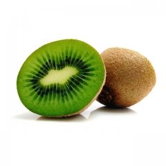 Una pieza pequeña de fruta