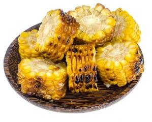 mazorca de maiz a la plancha