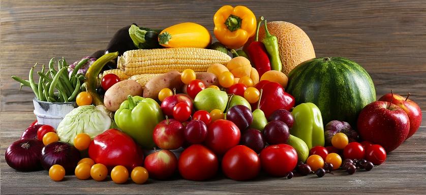 verduras para retención de líquidos