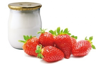 Yogur desnatado sabores (sin azúcar)