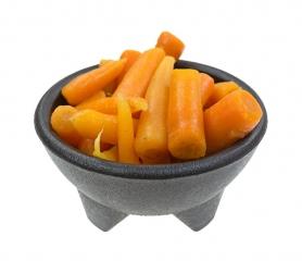 Zanahoria aliñada
